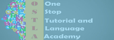 One Stop Tutorial and Language Training